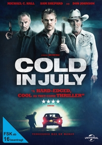 Cold in July, 1 DVD | Dodax.at