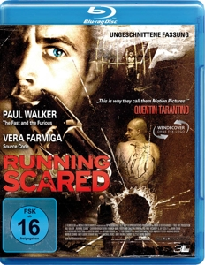 RUNNING SCARED | Dodax.nl