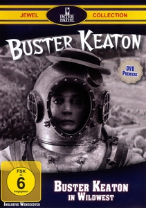 Buster Keaton Comedy, 2 DVDs | Dodax.ch