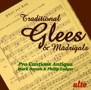 Traditional Glees & Madrigals | Dodax.ch