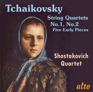 Tchaikovsky: String Quartets Nos. 1 & 2; Five Early Pieces | Dodax.at
