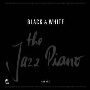 Black and White - The Jazz Piano, Bildband und 4 Audio-CDs | Dodax.de