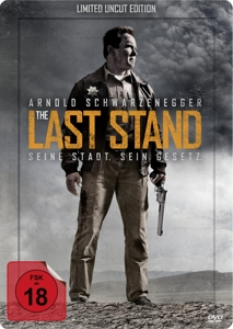 The Last Stand - Limited Uncut Steelbook | Dodax.nl