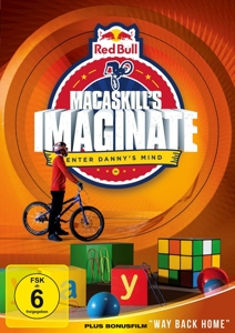 Danny MacAskill's Imaginate, 1 DVD | Dodax.at
