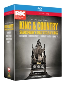 Shakespeare: King & Country Box Set | Dodax.pl