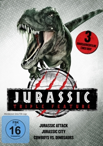 Jurassic Triple Feature | Dodax.nl