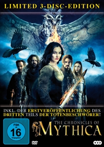The Chronicles of Mythica, 3 DVD | Dodax.ch