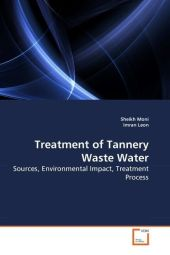 Treatment of Tannery Waste Water - Sheikh Moni