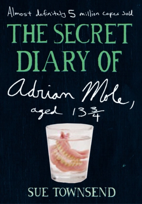The Secret Diary of Adrian Mole, Aged 13 3/4 | Dodax.at