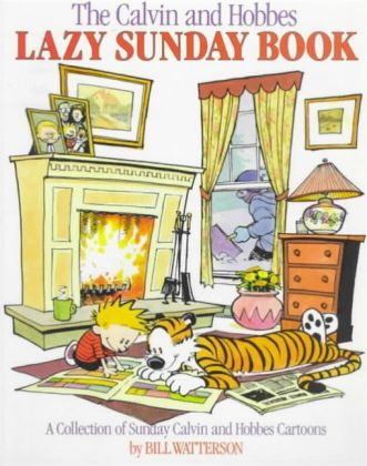 The Calvin and Hobbes Lazy Sunday Book   Dodax.pl