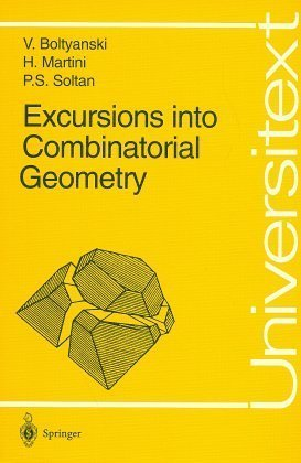 Excursions into Combinatorial Geometry | Dodax.ch