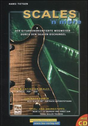 Scales 'n' more, m. Audio-CD | Dodax.at