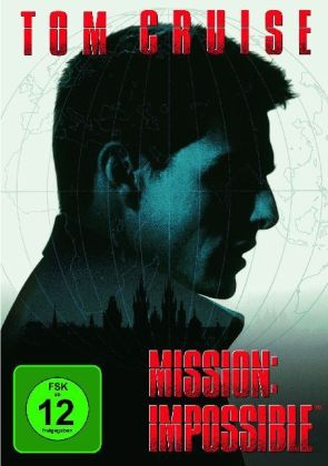 Mission: Impossible, 1 DVD | Dodax.nl