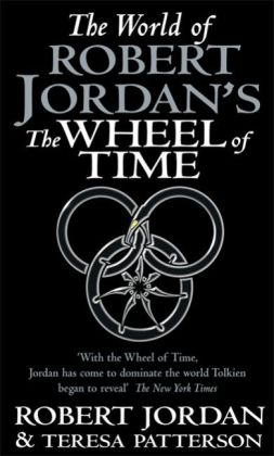 The World of Robert Jordan's 'The Wheel of Time'. Die Welt von Robert Jordan's 'Das Rad der Zeit', engl. Ausgabe | Dodax.pl