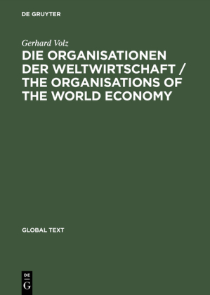 Die Organisation der Weltwirtschaft. The Organisations of World Economy | Dodax.ch