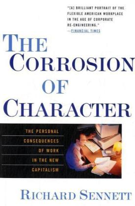 The Corrosion of Character | Dodax.co.uk