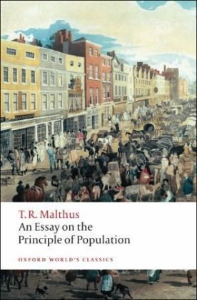 An Essay on the Principle of Population | Dodax.pl