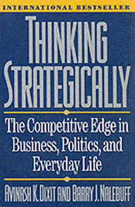 Thinking Strategically | Dodax.at