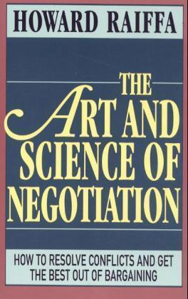 The Art and Science of Negotiation | Dodax.fr