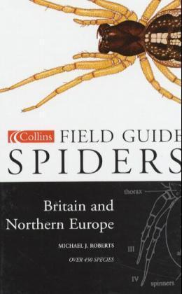 Spiders of Britain and Northern Europe | Dodax.de