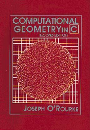 Computational Geometry in C | Dodax.de