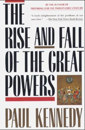 The Rise and Fall of the Great Powers | Dodax.at