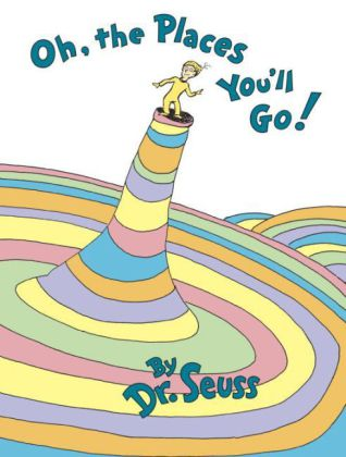 Oh, the Places You'll Go! | Dodax.at