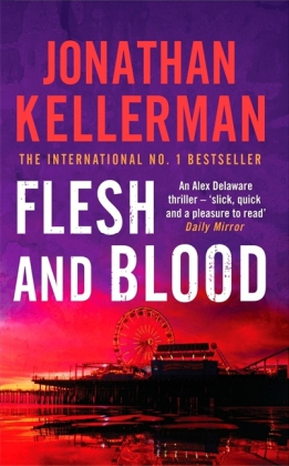 Flesh and Blood. Fleisch und Blut, engl. Ausg. | Dodax.pl
