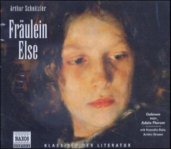 Fräulein Else, 3 Audio-CDs | Dodax.ch
