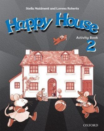 Happy House, Activity Book. Pt.2 | Dodax.es