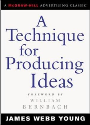 A Technique for Producing Ideas | Dodax.de