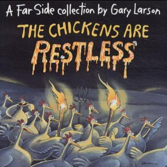 The Chickens Are Restless | Dodax.pl