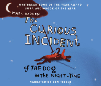The Curious Incident of the Dog in the Night-time, 1 Audio-CD. Supergute Tage oder Die sonderbare Welt des Christopher Boone, Audio-CD, englische Version | Dodax.at