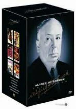 Alfred Hitchcock Collection, 7 DVDs | Dodax.nl