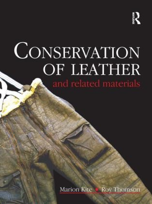 Conservation of Leather and related materials   Dodax.at