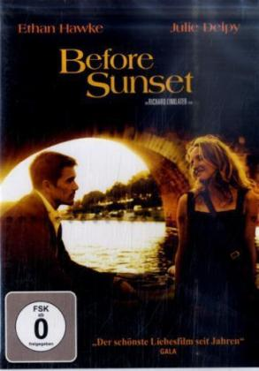 Before Sunset, 1 DVD | Dodax.at
