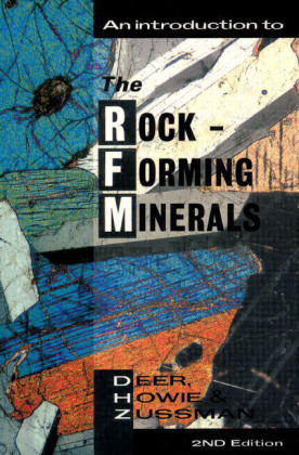 An Introduction to the Rock-Forming Minerals | Dodax.ch