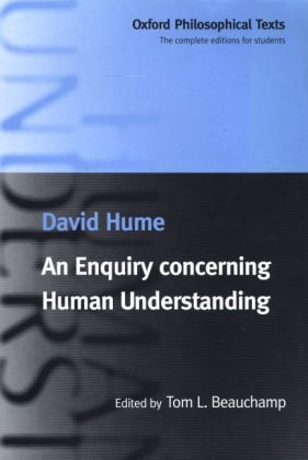 An Enquiry Concerning Human Understanding | Dodax.at