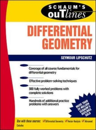 Theory and Problems of Differential Geometry | Dodax.pl