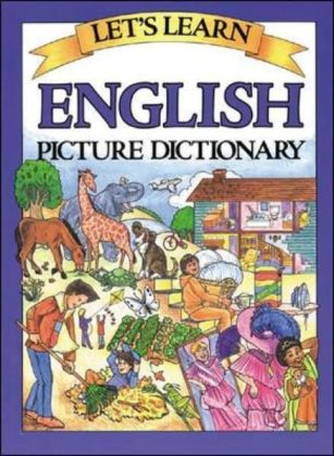 Let's Learn English Picture Dictionary | Dodax.de
