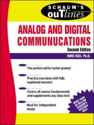 Theory and Problems of Analog and Digital Communications | Dodax.at