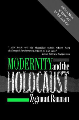 Modernity and the  Holocaust | Dodax.at
