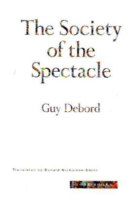 The Society of the Spectacle | Dodax.de