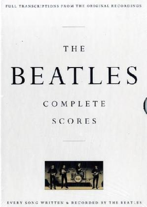 The Beatles Complete Scores | Dodax.pl