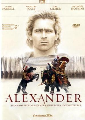 Alexander, 1 DVD, deutsche u. englische Version | Dodax.co.uk
