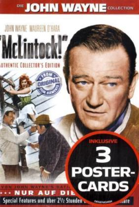 McLintock, 1 DVD (Authentic Collector's Edition) | Dodax.ch