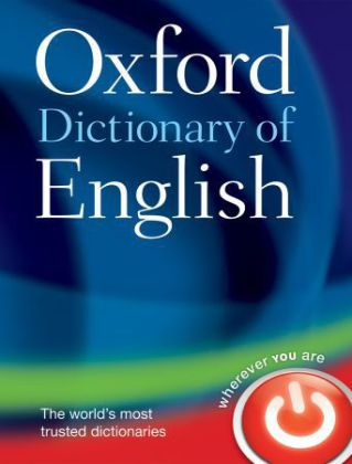 Oxford Dictionary of English | Dodax.pl