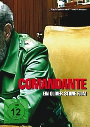 Comandante, 1 DVD | Dodax.co.uk