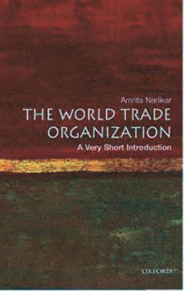 The World Trade Organization: A Very Short Introduction | Dodax.pl