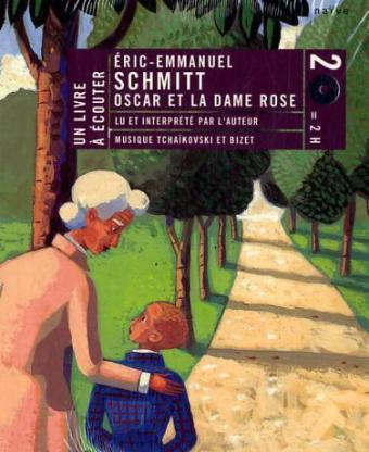 Oscar et la dame rose, 2 Audio-CDs | Dodax.ch